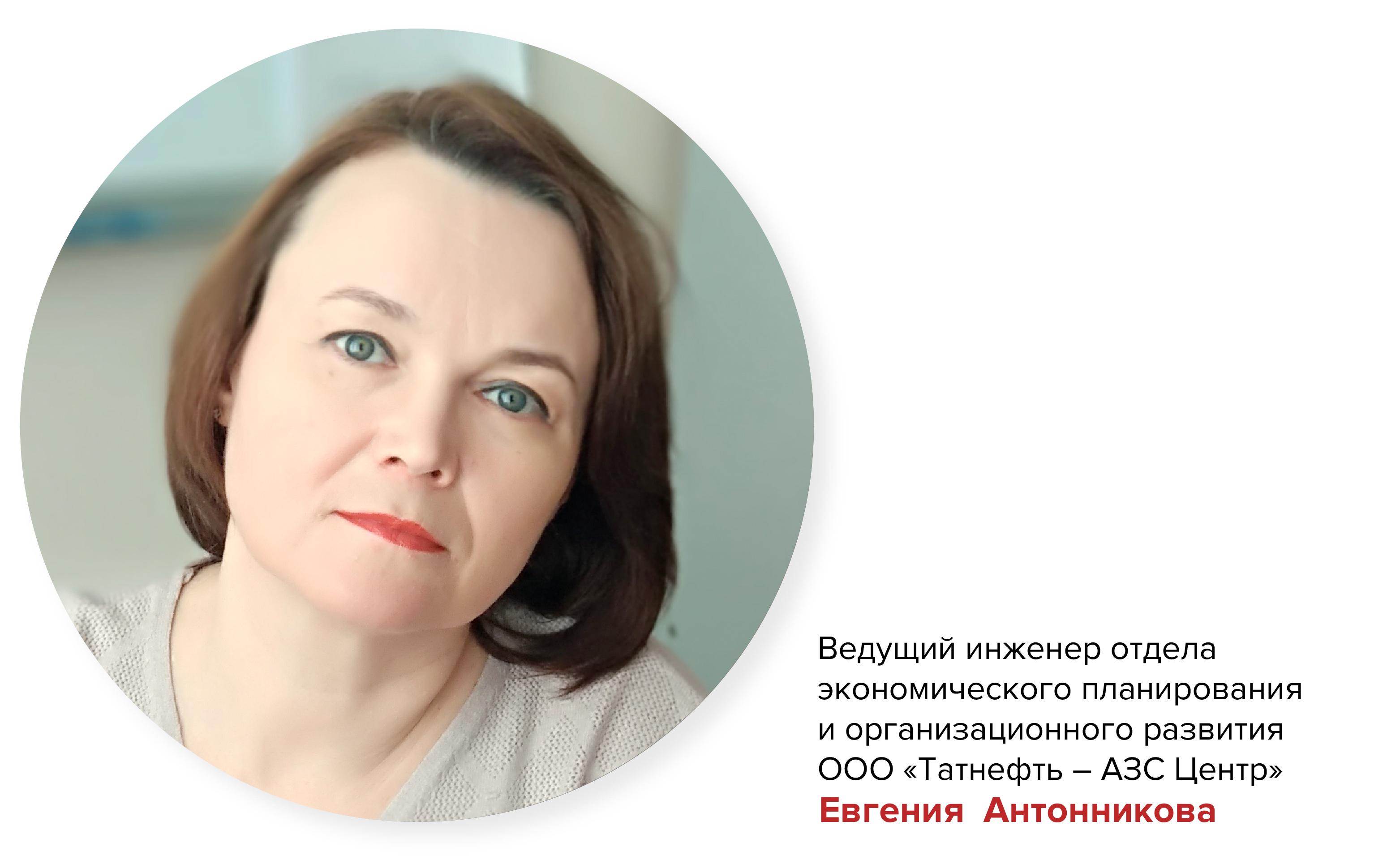 Антонникова