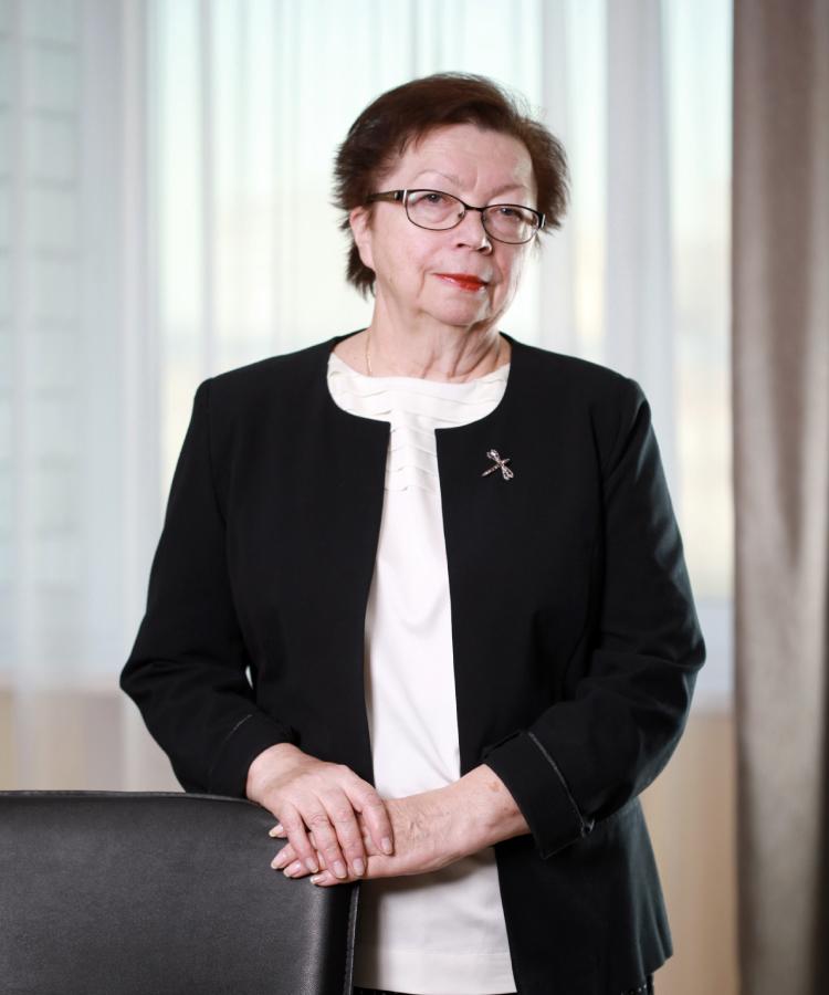 Надежда Сильвестрова, руководитель центра оценки соответствия критериям аккредитации Национального института аккредитации Росаккредитации, эксперт по аккредитации органов по сертификации систем менеджмента